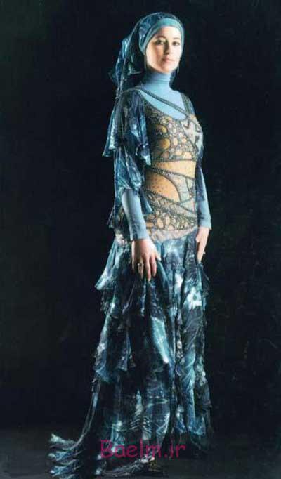 مد و پوشاک   مدل های لباس عربی زنانه و دخترانه شیک