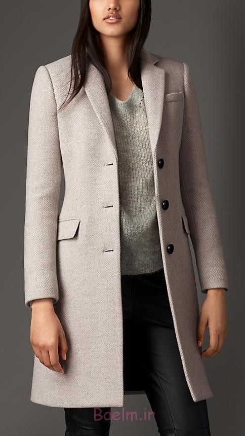 مدل پالتو زنانه اسپرت 2015