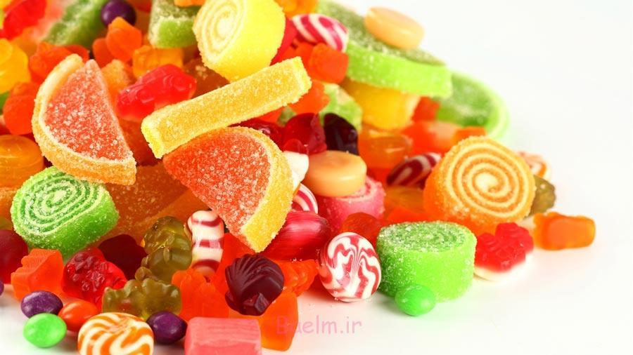 تغذیه   روش های کم کردن میل شدید به مصرف شیرینی و قند