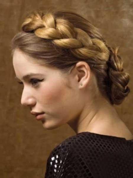 انواع مدل مو های مجلسی جدید دخترانه و زنانه