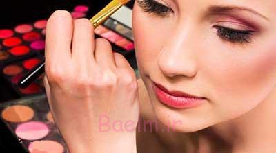 آرایش و زیبایی | آموزش مرحله به مرحله آرایش کردن اصولی