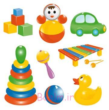 بهداشت کودک | دو راه اصلی برای تمیز کردن اسباب بازی ها و سایر وسایل کودک