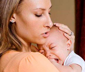 دل درد نوزاد,دلایل دل درد نوزاد,درمان دل درد نوزاد,علت دل درد نوزاد