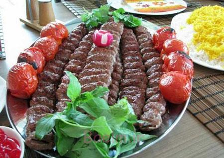 آموزش آشپزی   طرز تهیه کباب کوبیده مخصوص و خوشمزه