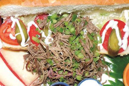آشپزی | طرز تهیه رست بیف مکزیکی با آرام پز برای 12 نفر
