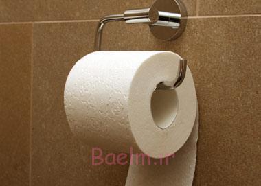 مضرات استفاده از دستمال کاغذی برای ناحیه تناسلی زنان!