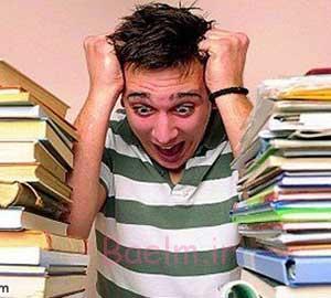مطالعه کردن,عوامل موفقیت در امتحان