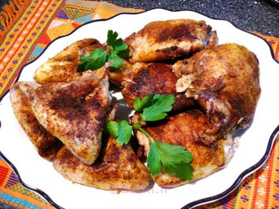 آموزش آشپزی | طرز تهیه kasba غذای ملی عربستان