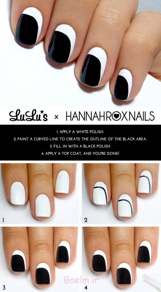 Fun And Easy Step By Step Nail Tutorials