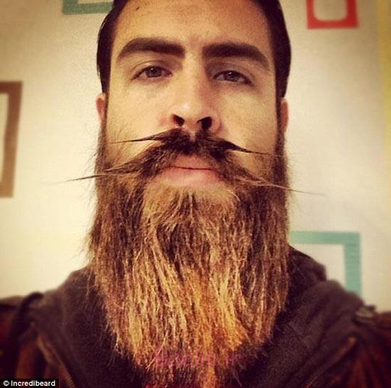 ریش پرفسوری ، ریش بزی ،مدل ریش بز، مدل های پرفسوری ریش