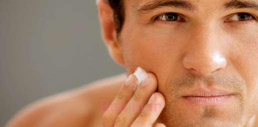 مراقبتی پوست ویژه آقایان   بهداشت پوست