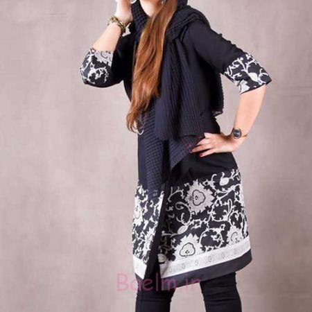 مدل های جدید مانتو اسپرت زنانه و دخترانه ایرانی   94