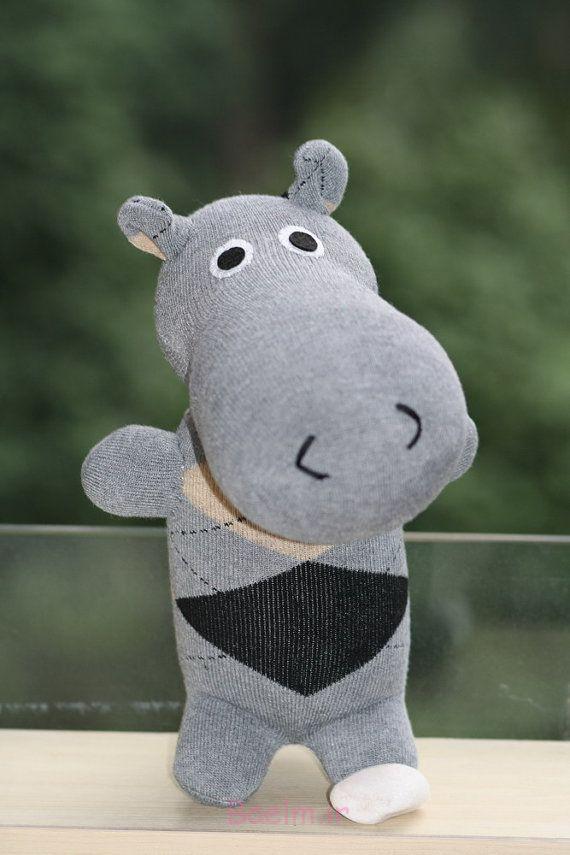 عروسک جورابی  آموزش عروسک جورابی, عروسک سازی با جوراب