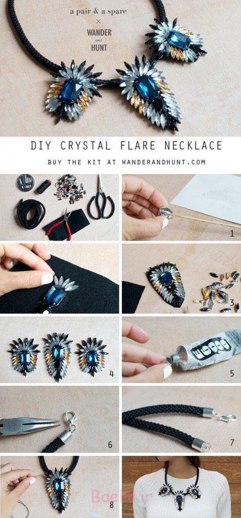DIY Statement Necklace Ideas That You Would Love To Try
