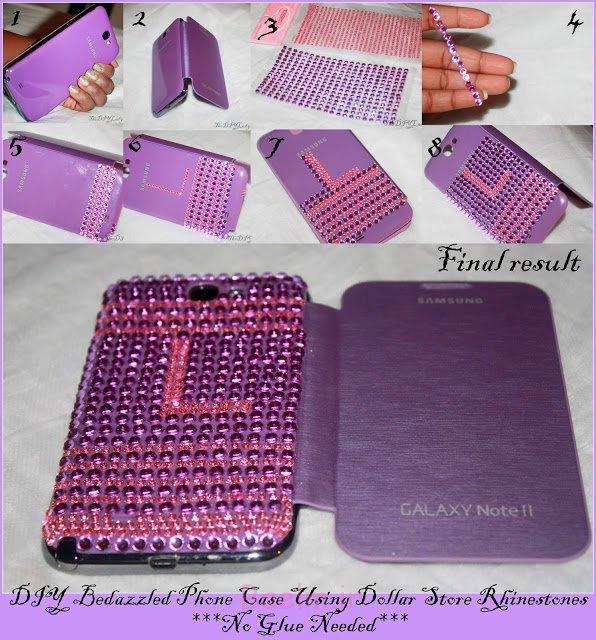 Amazing DIY Phone Case Ideas