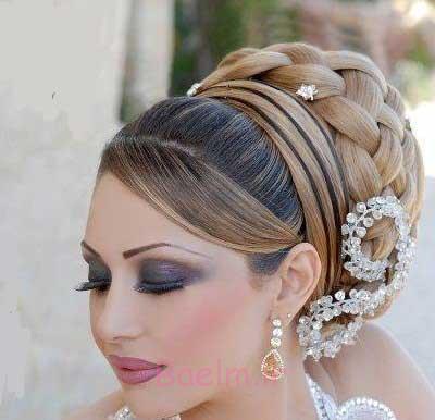 جدیدترین مدل موی عروس,مدل موی عروس