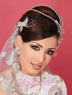 آرایش روز عروسی