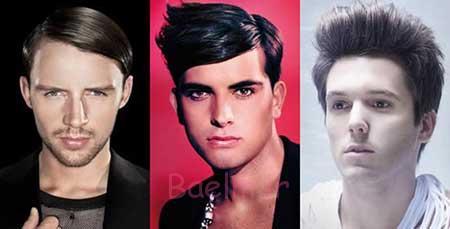 راهنمای انتخاب مدل مو برای آقایان متناسب با فرم صورت