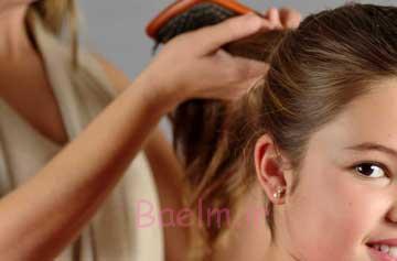 دلایل و راههای درمان انواع ریزش مو در کودکان   بهداشت کودک