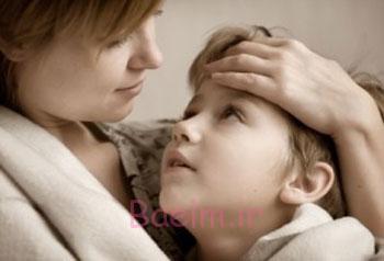 مراقبت های بعد از تشنج,درمان تشنج کودک