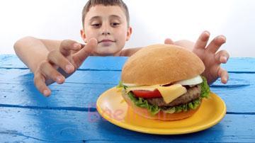 علت چاقی در کودک,چاق شدن کودک