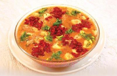 سوپ زرشک, نحوه پخت سوپ زرشک