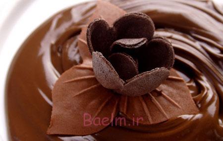 آموزش انواع دسر | طرز تهیه موس شکلات (خوشمزه و راحت)
