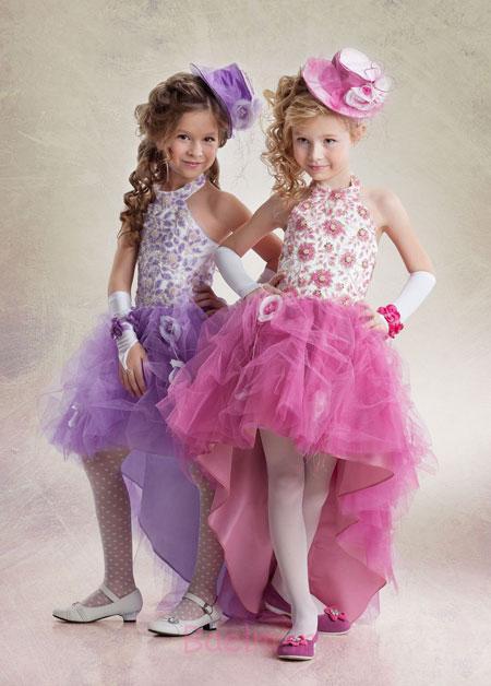 لباس بچه گانه مجلسی و لباس پرنسسی دخترانه