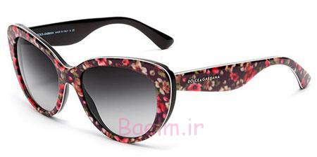 عینک آفتابی زنانه 2015,جدیدترین عینک آفتابی تابستانی