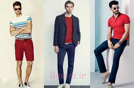 رنگ بهار و تابستان 2015, لباس بهار و تابستان