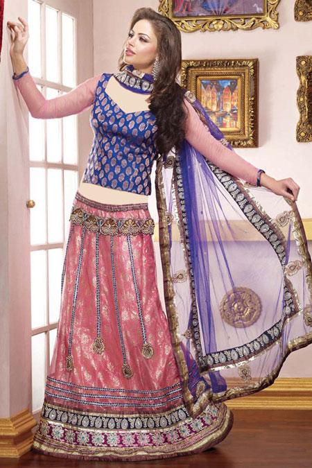 مدل لباس زنانه هندی, مدل لباس هندی ساری