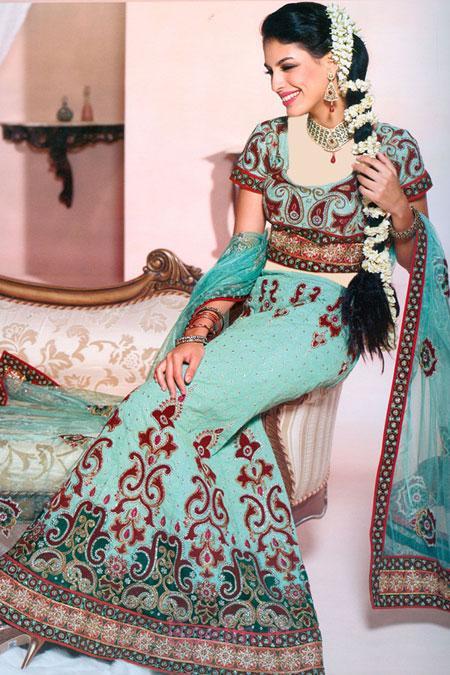 لباس هندی مجلسی, مدل ساری, شیک ترین مدل های ساری