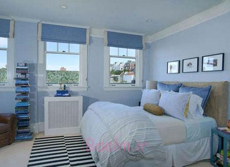 رنگ اتاق خواب, رنگ اتاق خواب بزرگسالان, رنگ اتاق خواب