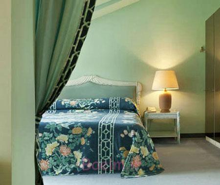 روانشناسی رنگ سبز اتاق خواب،بهترین رنگ برای اتاق خواب