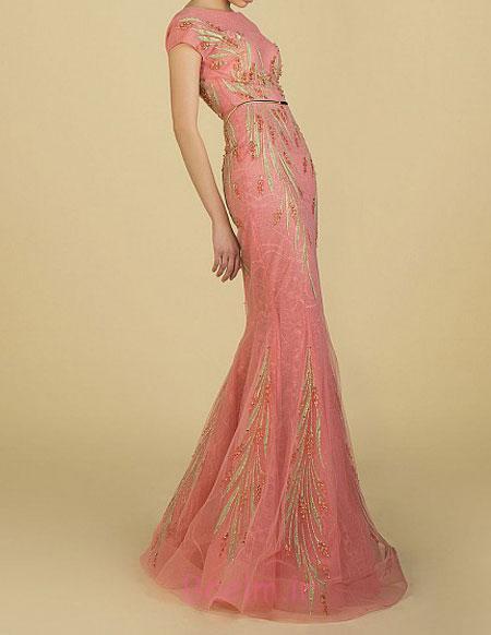 جدیدترین مدل لباس شب,مدل لباس شب کوتاه،لباس شب زنانه