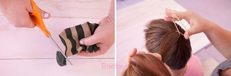 مدل موی گوجه ای, آموزش مدل موی گوجه ای