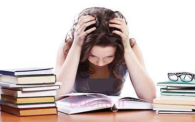 مطالعه و درس خواندن,اضطراب والدین و دانش آموزان
