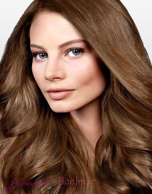 اصول هماهنگ کردن رنگ مو با رنگ چشم و رنگ پوست