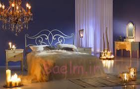 دکوراسیون اتاق خواب زیبا با شمع (12)