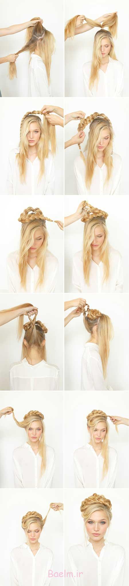 دانلود آموزش بافت مو, دانلود رایگان آموزش بافت مو, آموزش بافت مو