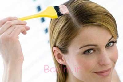 راهنمای رنگ کردن صحیح موهای سفید | آرایش مو