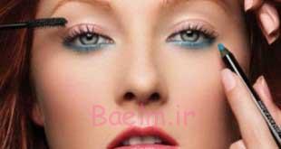مدل آرایش صورت,جدیدترین نکات آرایش صورت,مدل آرایش صورت دخترانه