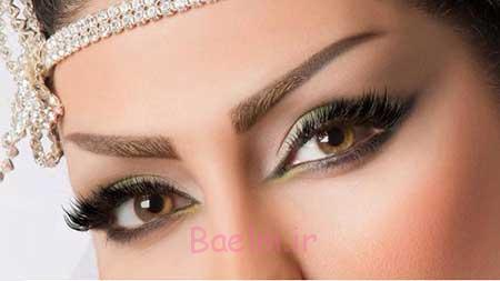 راهنمای کامل انتخاب درست رنگ آرایش با توجه به رنگ چشم