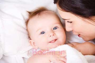 راههای زیاد شدن شیر مادر