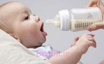 زیانهای شیشه شیر,شیشه شیر,شیشه شیرکودک