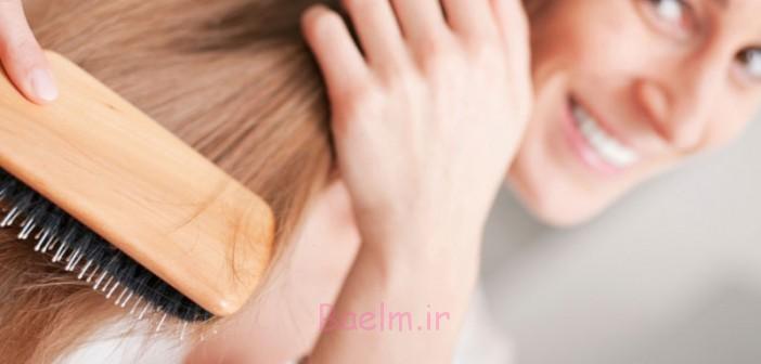 روش های طبیعی برای کمتر کردن خشکی و زبری مو