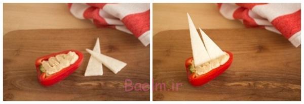 diy-amazing-salad-decoration-vegetables-boat-4