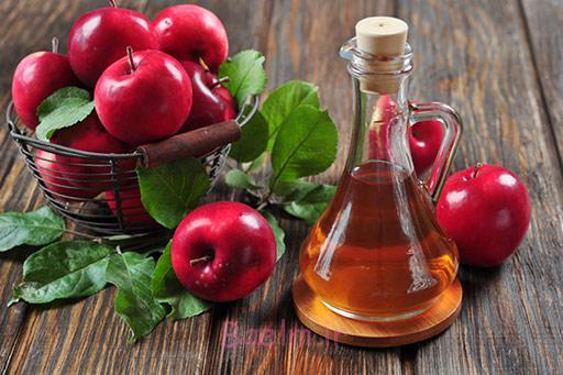 سرکه سیب | آشنایی با خواص دارویی و درمانی سرکه سیب