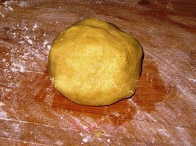 طرز تهیه شیرینی کره ای,خمیر