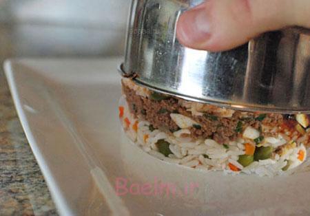 پخت پلو اسپانیایی, مواد لازم برای پلو اسپانیایی